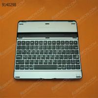 bluetooth keyboard for iPad2/3/4,Black Ultra-thin Aluminum bluetooth keyboard