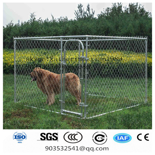 6x10x6 dog kennels China custom made dog cages dog crate