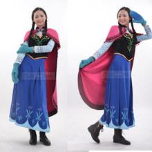 carnival fancy dress made anna princess dress costumes