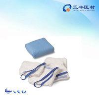 High absorbent medical abdominal gauze