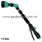 Made in Taiwan 2-Pattern Telescopic Spray Lance