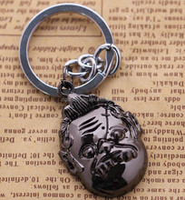 Hot-sale DOTA 2 Pudger keyring Newest DOTA 2 keychains Foreign Trade most popular PUDGE key ring