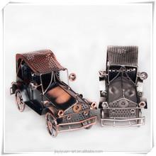 Ingrosso giocattoli auto cast classico modello di auto, macchina in metallo, antico modello di auto in vendita