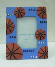 Wholesale Basketball Sweet Photo Frame for Baby