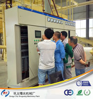 equipment of recycling waste printed circuit boards