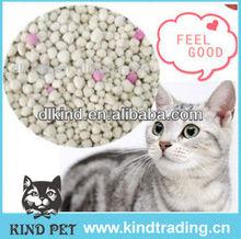 2013 NEW PRODUCTS free sample Premium fussie cat cat sand peach