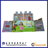 English story 3D book for kids