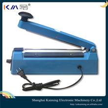 portable heat sealer plastic film sealer