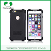 China Manufacturer Anti-throw 3 in 1 dual layer case with kickstand TPU PC Silicon protective case cover for Apple iphone 6