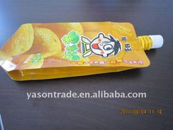 Yason professional cardboard printed cards/uv varnish folding printed display card disposal medical garbage bag e juice stand