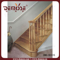 wood banister railings for staircase