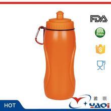 Aprobado grado alimenticio botella de agua precio barato del nuevo diseño botella de plástico