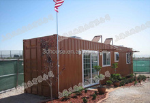 Chinese manufacturer Prefabricated Expandable Container Living House