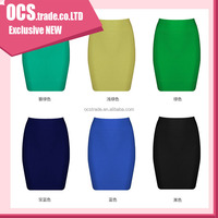 Latest Popular Hot Sale Sexy Cheap hl bandage dress knee-length sleeveless sexy club
