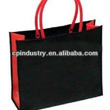 black&red Non-woven Shopping