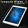 Promotional 0.3MM 2.5D round edge Explosion-proof tempered glass screen protector for Galaxy iPadmini