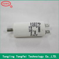 super capacitor power bank Safety Capacitor 100uF 450V cbb60