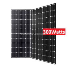 Monocrystalline Photovoltaic Cell solar Panel 300W With CE,TUV,UL,MCS Certificates