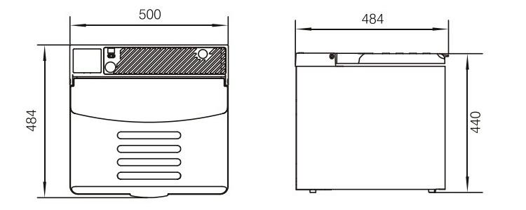 prezzo basso 42l off grid 12 volt gas frigorifero