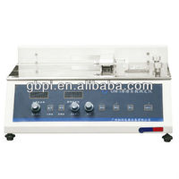 (OPP,PE,PP,PO,PET) Co-efficient of friction tester