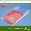 100% Hdpe/ldpe Raw Material Cheap Plastic flat Bag/ Vest Carrier Bag