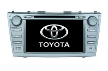 8in Wince 2 Din Toyota Camry with GPS, BT, iPOD, RDS, Wifi, 3G functions