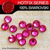 Swarovski Elements Jewelry Fuchsia (502) 6ss Crystal Iron On Stone