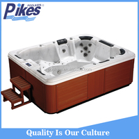 New style freestanding massage bathtub portable bathtub for adults