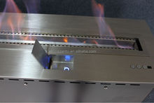 non-toxic,pollution free, real flame warm intelligent ethanol fireplace with many advantages