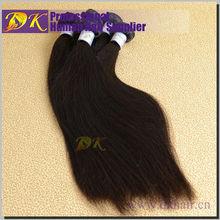 Supply wholesale 100% DK virgin human hair products Indian Hair