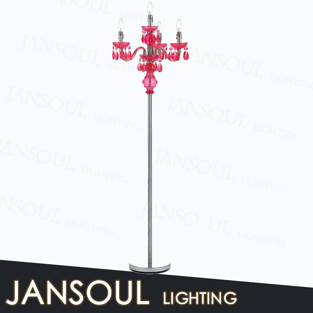 Floor Standing Chandelier Lamp