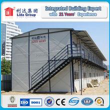 Low Cost Metal Building Workshop Prefab House