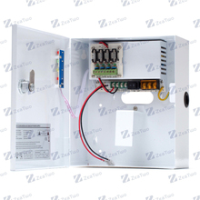 dc 12V5A 4CH CCTV POWER SUPPLY BACK UP, 60w UPS