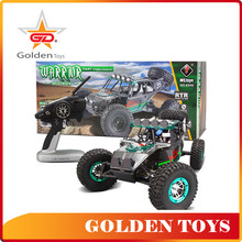 ABS plastic electric charge four-wheel 1:10 mini short truck rc sprint car for sale