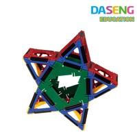 kids perschool intelligence tool educational plastic construction blocks diy toy