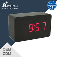 2016 New Design Classic Design Date And Day Flip Clock Mouldings