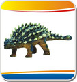 ankylosaurus emulational animatronic dinosaurier lebensgroße