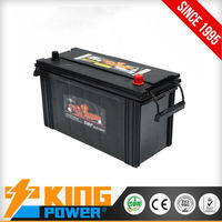 Professional manufacturer lead acid battery for truck and bus N100MF