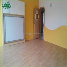 No Formaldehyde PVC Vinyl Flooring Wood Roll