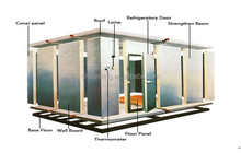 Specifications of Cold Rooms and Ultra Low Oxygen systems