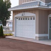 Color Steel Sectional Garage Door Window Inserts