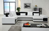 sofa furniture modern coffee table corner cinema sofa