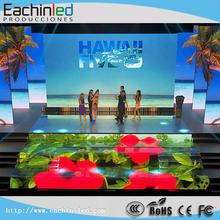 Shenzhen Eachinled Offer Large Stadium LED Display for Live Broadcast Match