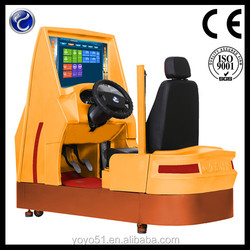 Simulated driving simulator factory price