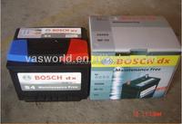 safe power 12v car battery Maintenance free 12v 55ah 55565/48/45 car battery for Automobile