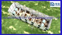 2015 Hot promotion new technology prefab housing estate