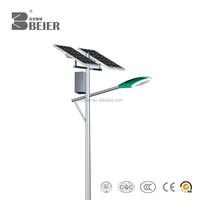 60W 12V 24V outdoor LED solar street light in highway, park, residential area