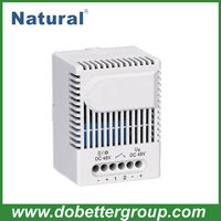 24V/48VDC Electronic Relay For Temperature Thermostat of Cabinet , Industrial Temperature Controller SM 010