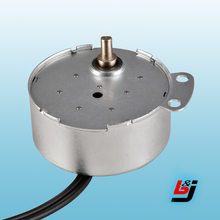 good quality gear motor 4w synchronous motor for compressor