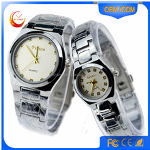 Promotional alloy case watch fashion watch special lover watches